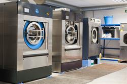Xeros Near-Waterless Laundry Systems