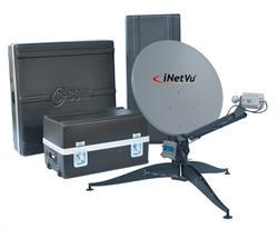 iNetVu® FLY-98G (Flyaway)