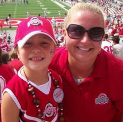 Christine Mercer OSU Honors Cohort