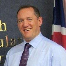 Former U.K. Consul General Rupert Potter joins Optimize Consulting Inc.