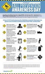 MobileHelp provides 10 easy fall prevention tips for seniors