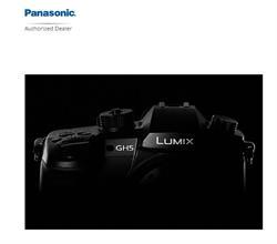 Panasonic DMC-GH5 Digital Camera