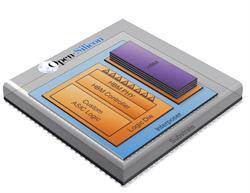 HBM 2.5D ASIC SiP