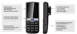 Image 1: Uniden® UCP100 (Previously Truckfone)