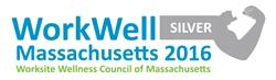 WWCMA WorkWell Massachusetts Silver Level Winner
