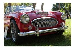 NJ Classic Car Insurance