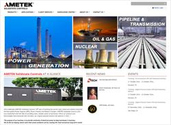 AMETEK SOLIDSTATE CONTROLS LAUNCHES REDESIGNED WEBSITE TO BETTER SERVE ITS PARTNERS AND CUSTOMERS - www.solidstatecontrolsinc.com
