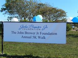 john brower jr 5k walk
