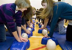 Laval High Schools to receive CPR and Automated External Defibrillator Training