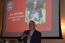 Former Colorado Governor Bill Ritter Jr.