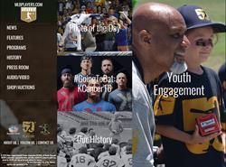MLB Players - Homepage