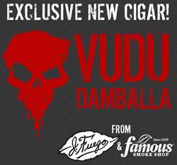 VUDU Damballa New Cigar