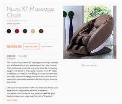 Human Touch Website