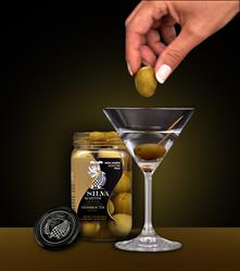 Silva Regal - Martini Olives Stuffed with Vermouth