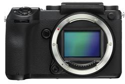 Fuji GFX 50S Medium Format Mirrorless Camera