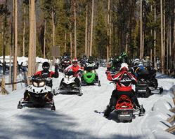 Snowmobile safety training is important for snowmobile fun!