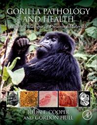Elsevier, books, veterinary science, zoology, pathology, gorilla
