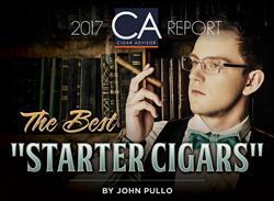 2017 CA Report: Pro Picks - Best Starter Cigars