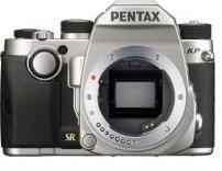 Pentax KP DSLR Camera Silver