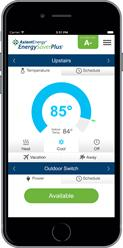 IntelliSOURCE-Customer provides a utility-branded mobile app that engages consumers using their preferred device such as a smartphone, tablet or desktop, while also enabling remote management of thermostats and other appliances.