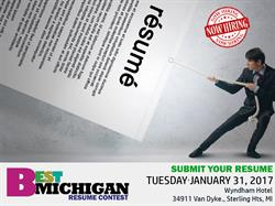 Michigan Employers Pay $100.00 Cash For Best Resume
