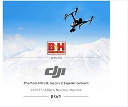 DJI Drones Event