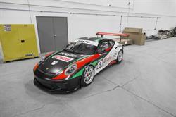2017 Castrol-Pfaff Motorsports Porsche 911 GT3 Cup