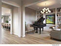 Brookfield Residential's Candela Plan 3 at Rancho Tesoro