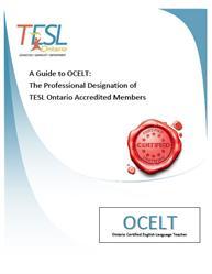 OCELT Guide