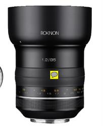 Rokinon SP 85mm F1.2 Lens