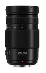 Panasoonic Lumix G Vario 100-300mm f/4-5.6 II POWER O.I.S. Lens