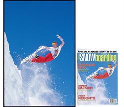 Ross Rebagliati TransWorld SNOWBoarding