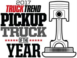 Nissan TITAN named TRUCK TREND's 2017 Pickup Truck of the Year