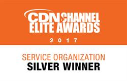 MediaValet is the Silver winner at the CDN 2017 Channel Elite Awards for Best Service Organization