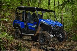 Yamaha Wolverine X4 Blue