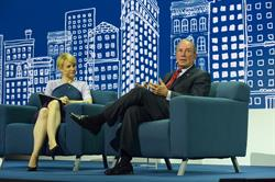Alix Steel and Michael R. Bloomberg