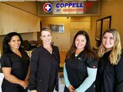 Coppell-ER-Staff