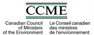 Le Conseil canadien des ministres de l'environnement