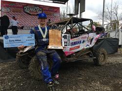 Yamaha Racing's Cody Miller