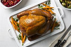 Click for Honey Balsamic Glazed Turkey Recipe