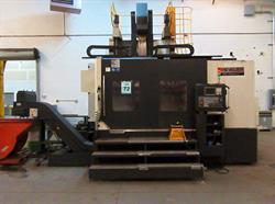 22013 Chevalier FVL-1600VTC 5-Axis Vertical Turning Center