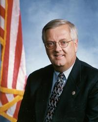 Former U.S. Representative Curt Weldon