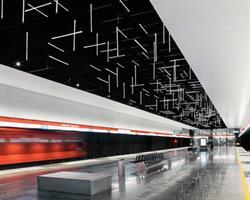 Keilaniemi station. Photo: Tuomas Uusheimo/ALA Architects