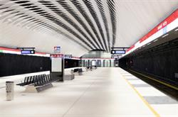 Matinkylä station. Photo: Timo Ojala/Länsimetro