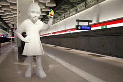 Tapiola station. Photo: Timo Ojala/Länsimetro