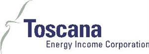 Toscana Energy Income Corporation