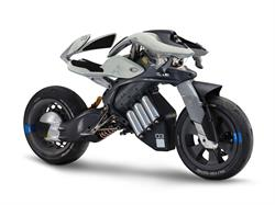 Yamaha MOTOROiD Motorcycle with Built-In AI