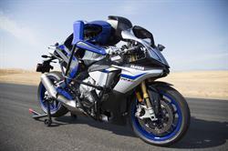 Yamaha MOTOBOT Ver. 2 Autonomous Motorcycle-Riding Robot