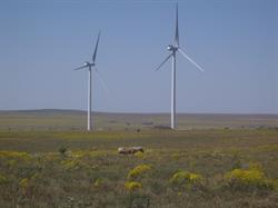 Caney River wind farm