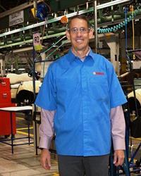 Mike Chrzanowski, President of Yamaha Motor Manufacturing Corporation of America